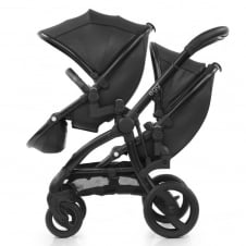 Tandem - Jurassic Special Edition Package - Black + FREE Cabriofix Car Seat