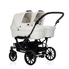 Double Viking - 2 Carrycots + 2 Seat Units - Leatherette