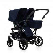 Double Viking - Carrycot + Seat Unit
