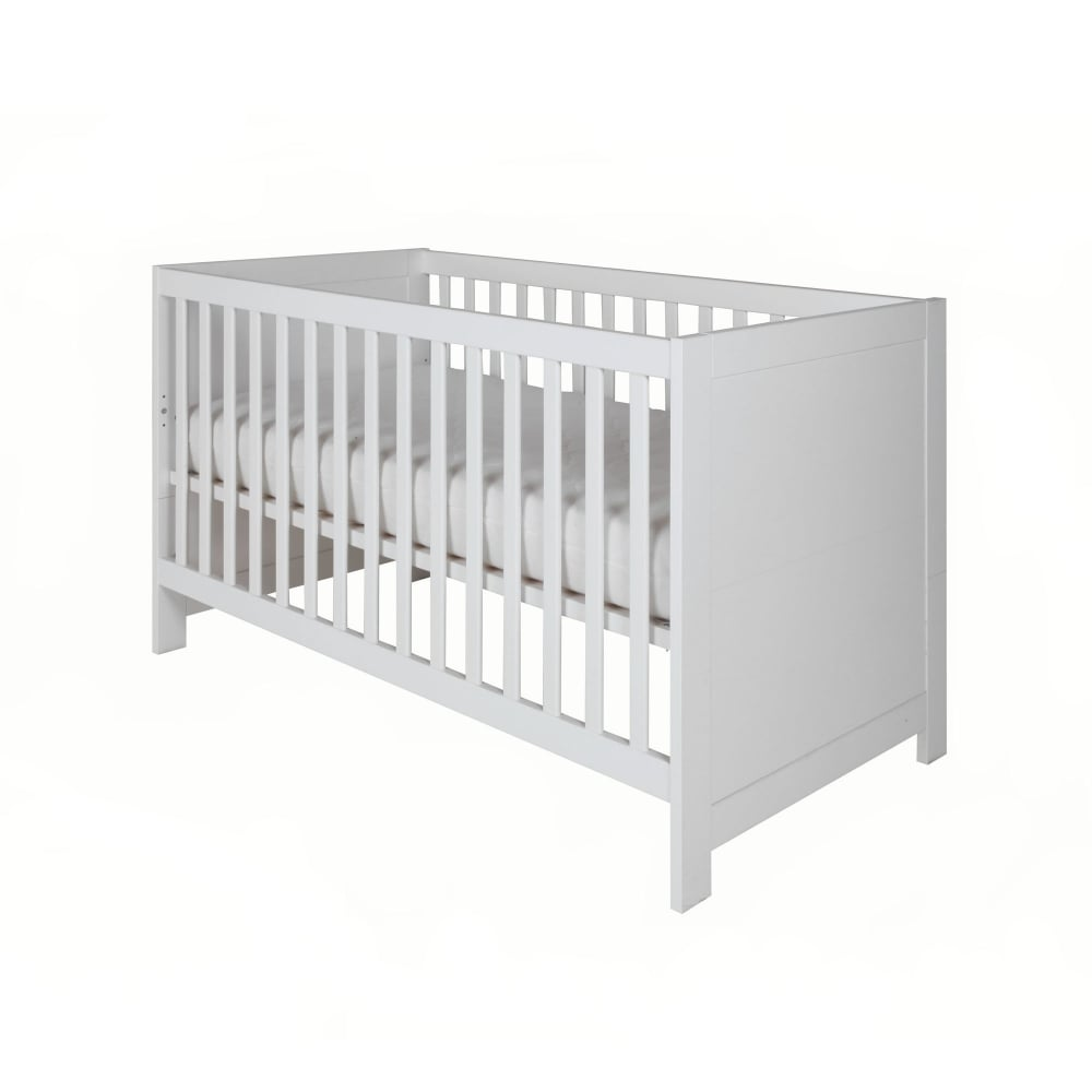 europe baby vicenza white cot bed 70x140 cots cot beds