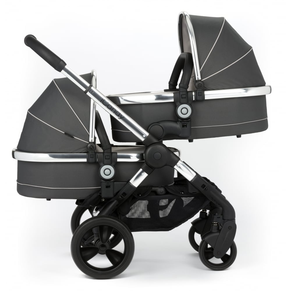 iCandy Peach Blossom Twin - Truffle 2 - Prams & Pushchairs from ...