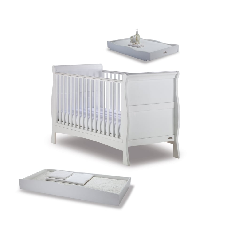 izziwotnot bailey cot bed under bed drawer cot top. Black Bedroom Furniture Sets. Home Design Ideas