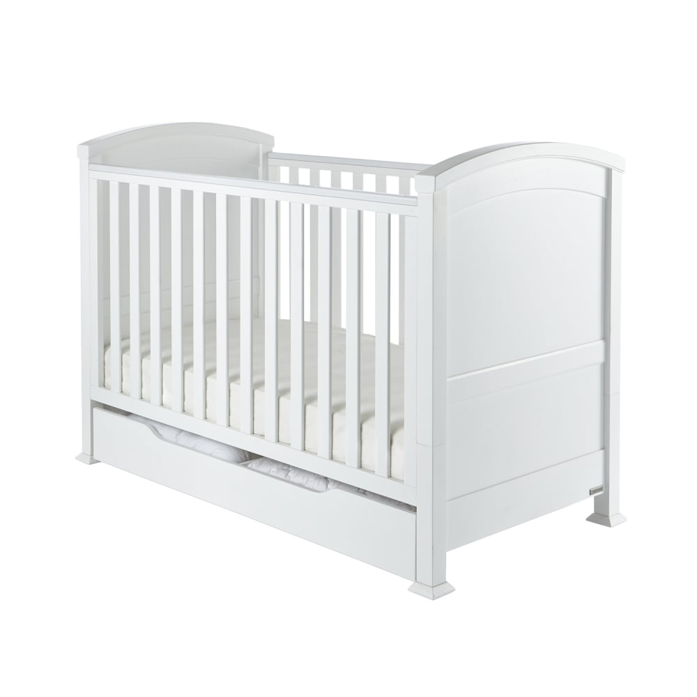Izziwotnot Tranquility Cot Bed Under Drawer