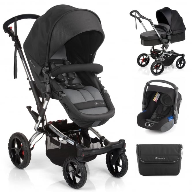 Jané Crosswalk Convert 3in1 + Koos Car Seat