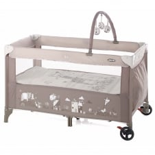 Duo Level Travel Cot