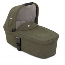 Chrome DLX Carrycot