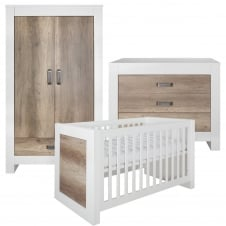 Costa 3 Piece Room Set