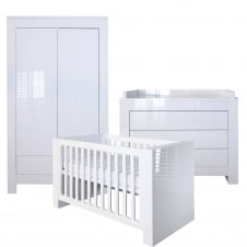 Somero Glossy 3 Piece Room Set