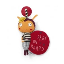 Baby on Board Lotty
