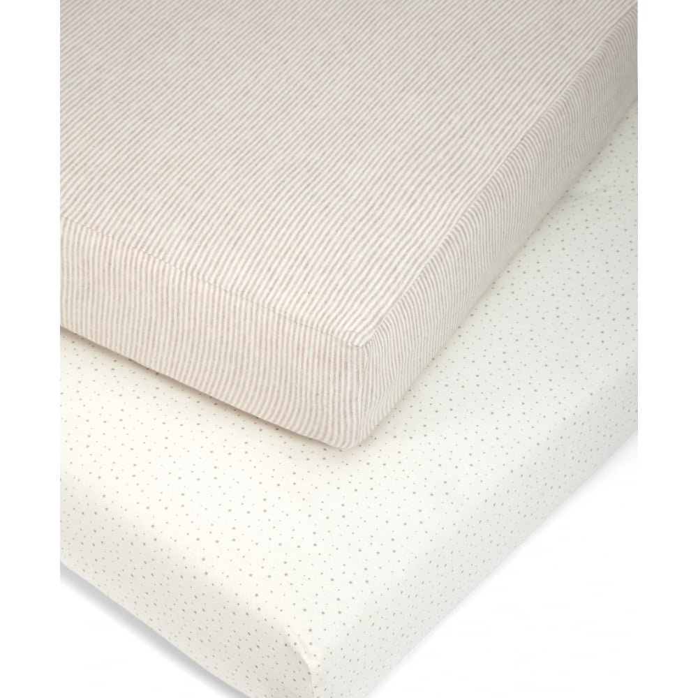 Cot/Bed Fitted Sheets   Millie U0026amp; ...