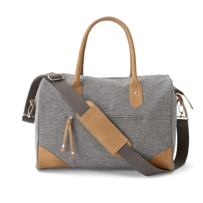 Mamas & Papas Duffy Changing Bag - Grey