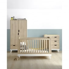 Lawson 3 Piece Set with Wardrobe