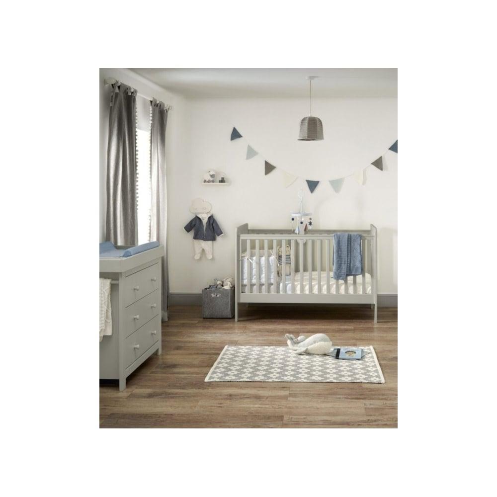 mamas and papas mia cot bed instructions