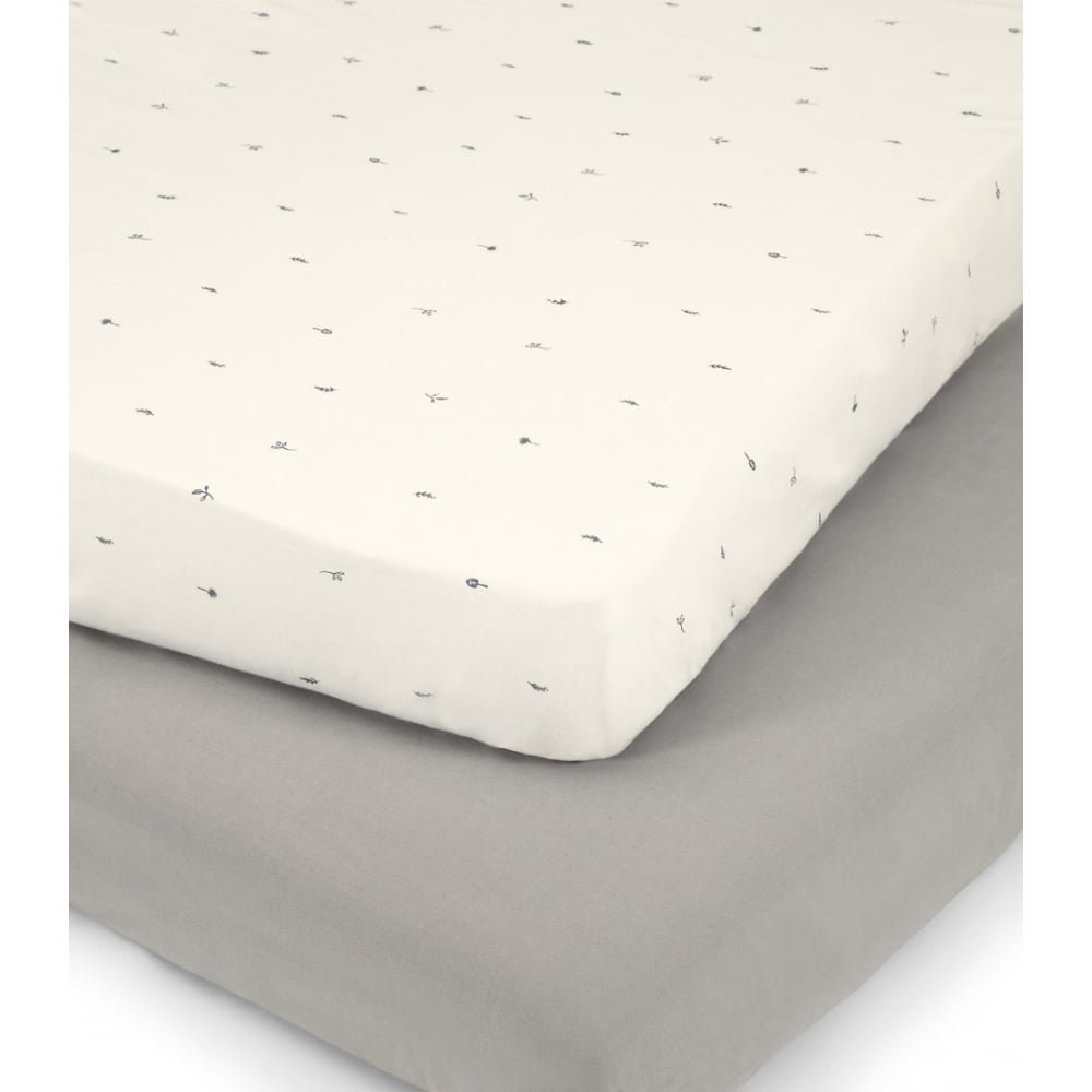 Wonderful Nestling   2 Cot/Bed Fitted Sheets