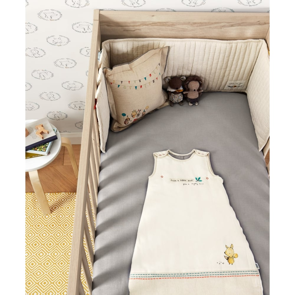 Nestling   2 Cot/Bed Fitted Sheets