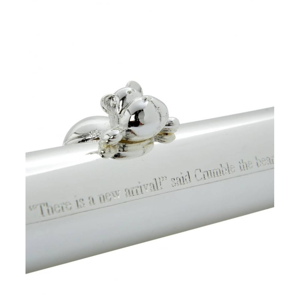 Mamas Papas Silver Plated Birth Certificate Holder Gift Sets