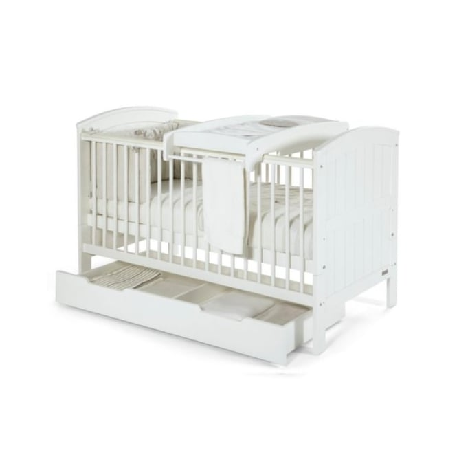 mamas papas undercot storage cot top changer cots. Black Bedroom Furniture Sets. Home Design Ideas