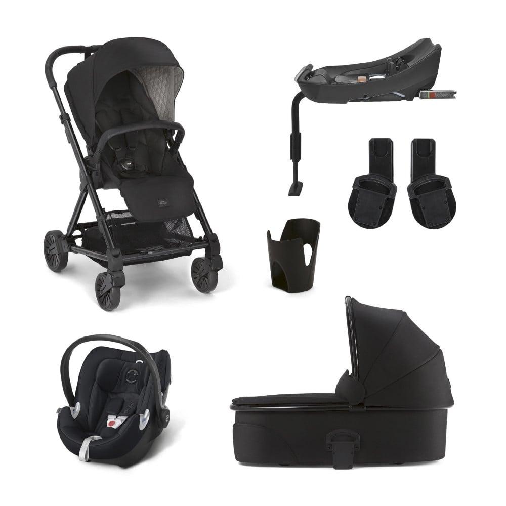 Mamas & Papas UrboŒ2 - 6 Piece - Pushchair + Carrycot + Cup Holder