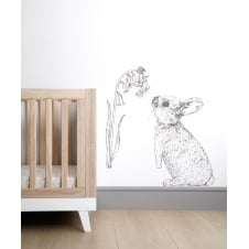 Wall Art - Rabbit