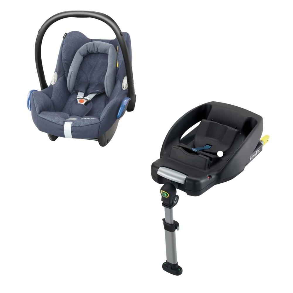 maxi cosi cabriofix easyfix base nomad blue car. Black Bedroom Furniture Sets. Home Design Ideas