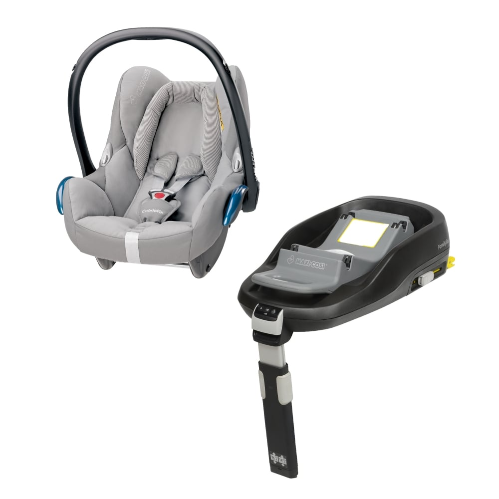 maxi cosi cabriofix familyfix base car seats from pramcentre uk. Black Bedroom Furniture Sets. Home Design Ideas