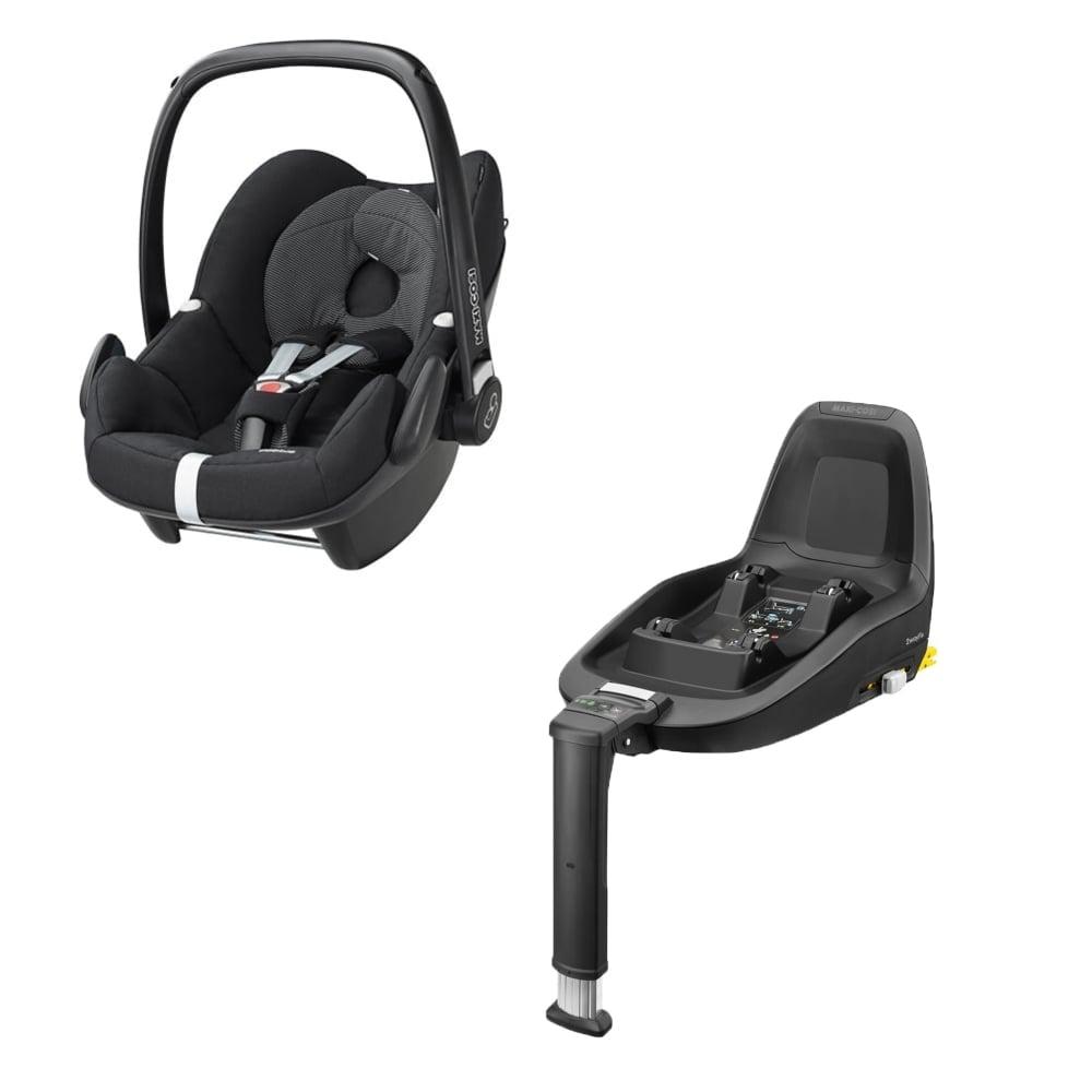 maxi cosi pebble 2wayfix base black raven car seats. Black Bedroom Furniture Sets. Home Design Ideas