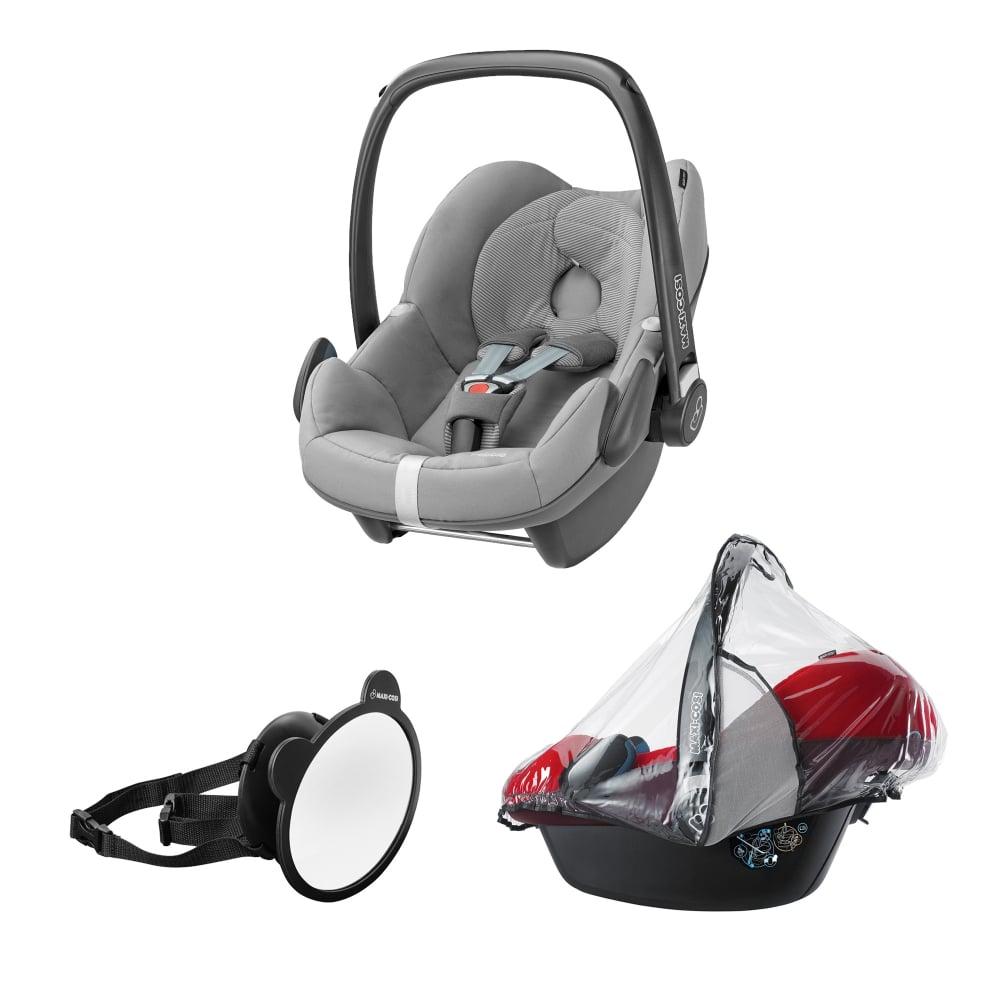 maxi cosi pebble bundle car seats from pramcentre uk. Black Bedroom Furniture Sets. Home Design Ideas