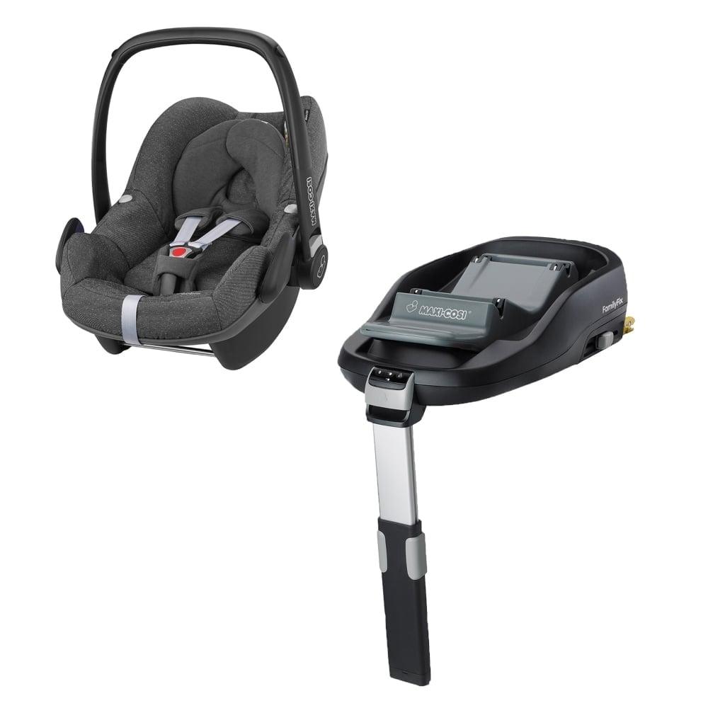 Maxi Cosi Pebble Amp Familyfix Base Bundle Car Seats