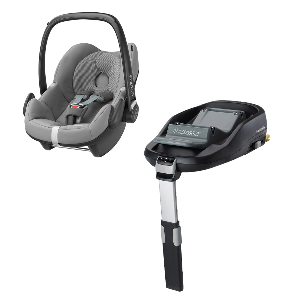 maxi cosi pebble familyfix base car seats from pramcentre uk. Black Bedroom Furniture Sets. Home Design Ideas