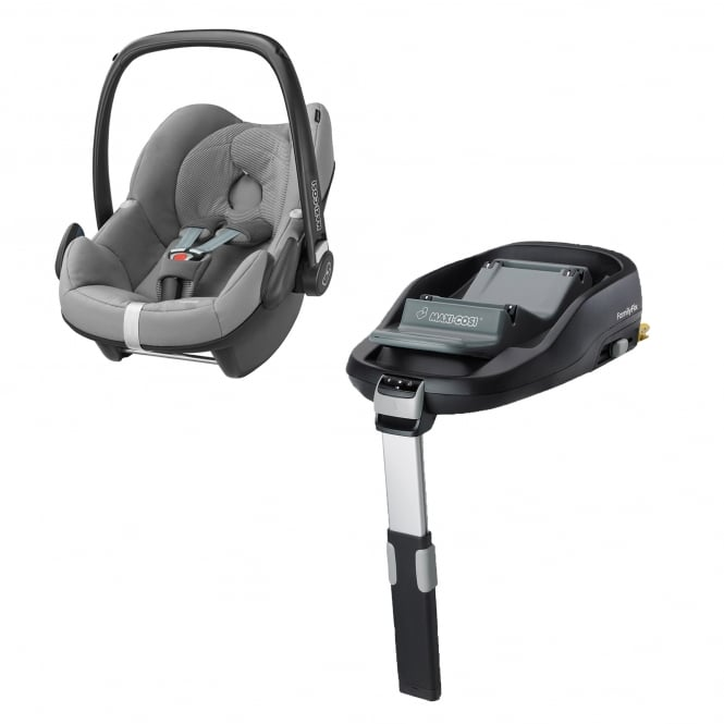maxi cosi pebble familyfix base car seats from. Black Bedroom Furniture Sets. Home Design Ideas