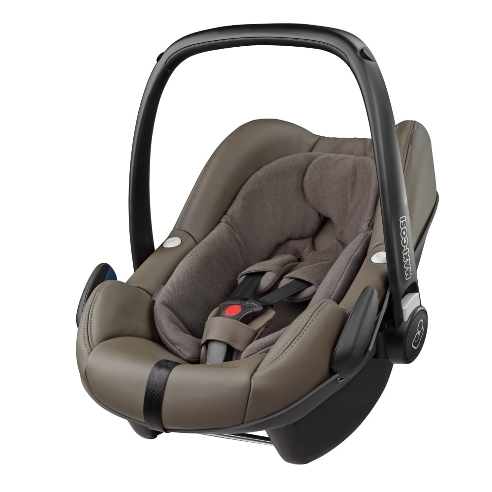 maxi cosi pebble plus leather special edition car seats carriers luggage from pramcentre uk. Black Bedroom Furniture Sets. Home Design Ideas