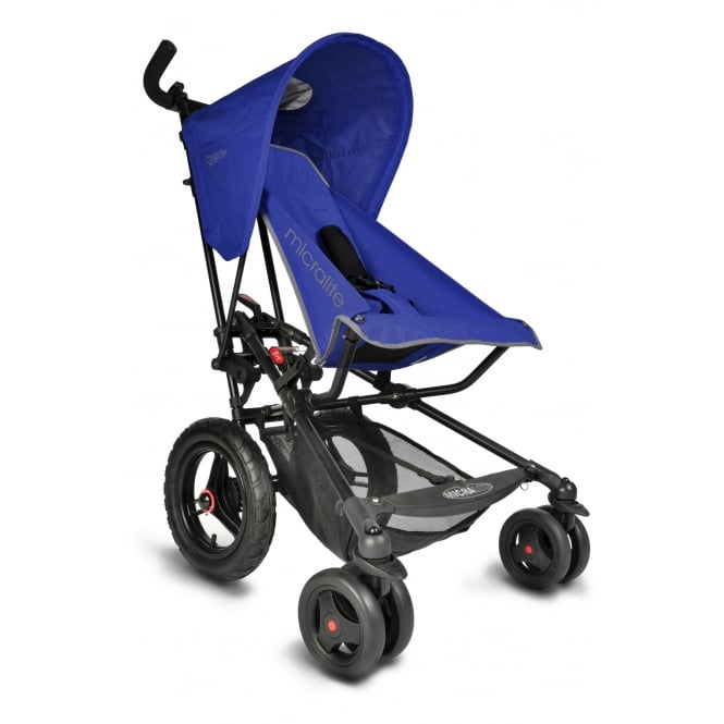 Micralite Fastfold Classic Newborn - Stroller & Carrycot