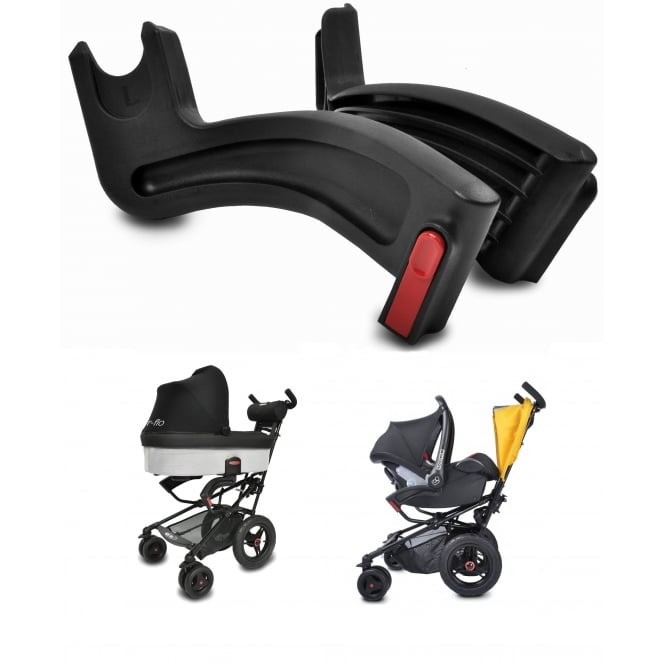 Micralite Fastfold Super-Lite/Classic/Twofold Carseat & Carrycot Adapters