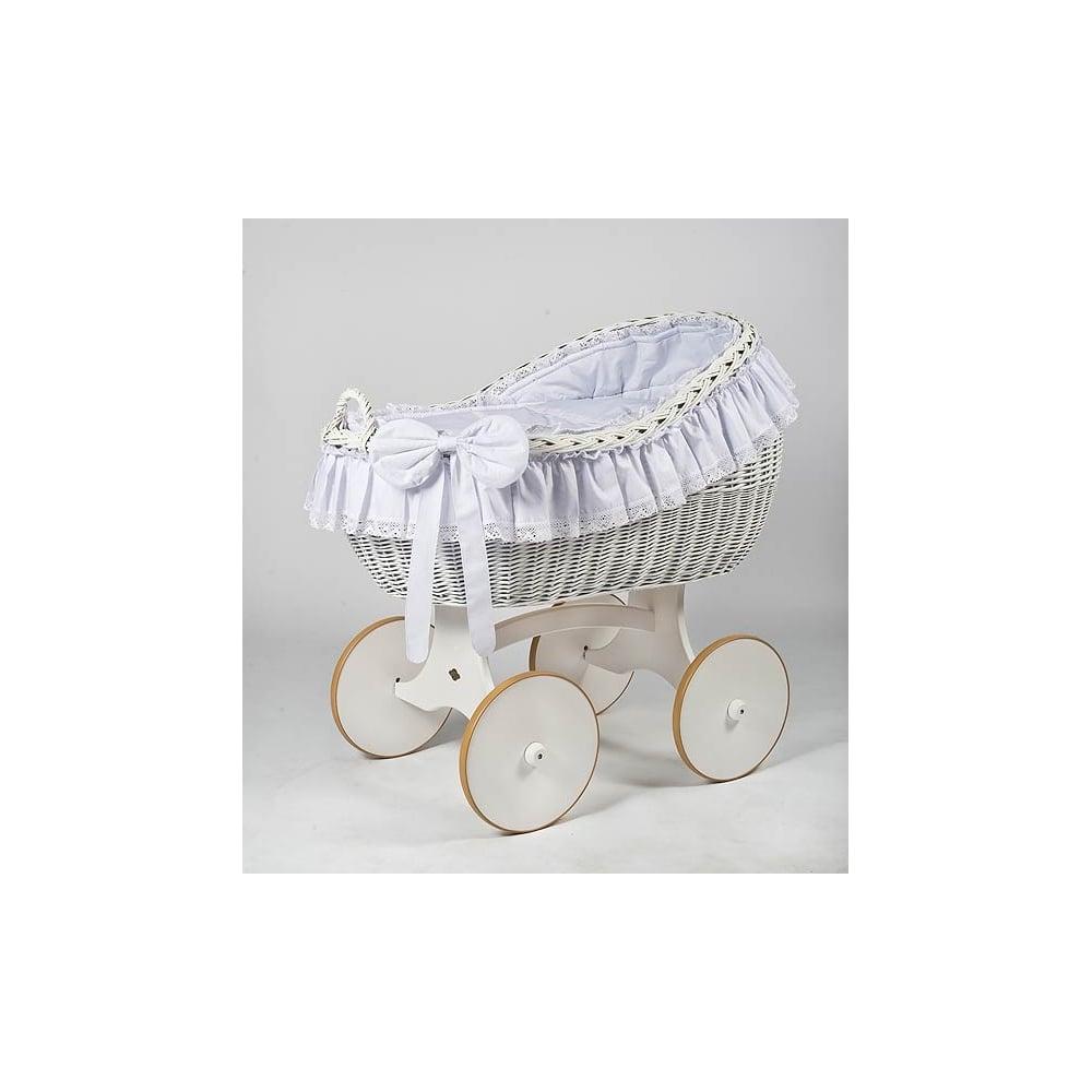 Mj Mark Bianca Due Solid Wheels Bedding Nursery
