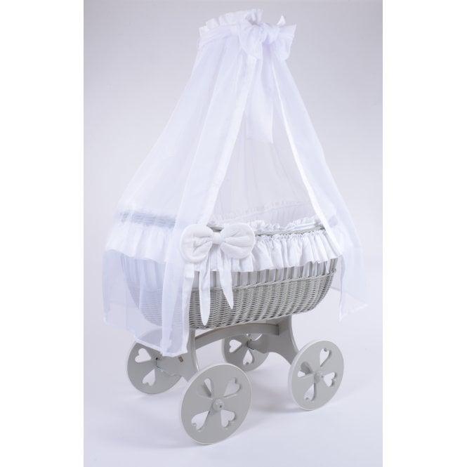 Mj Mark Ophelia Quattro Heart Wheels Bedding Nursery