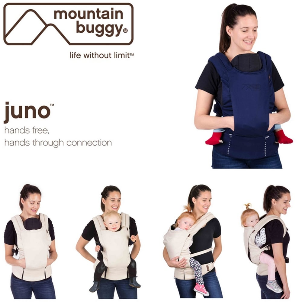 d5d200570a6 Mountain Buggy Juno Carrier - Carriers   Luggage from pramcentre UK
