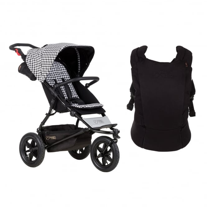 Mountain Buggy MB Urban Jungle Luxury + FREE Juno Carrier