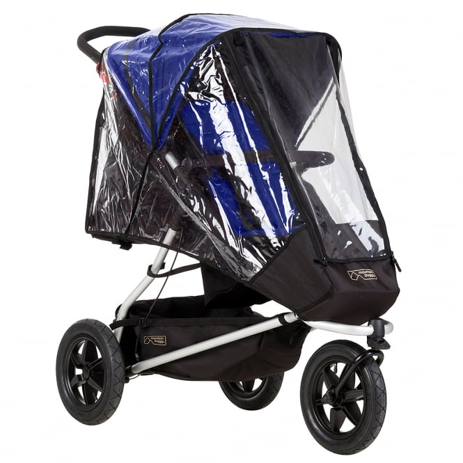 Mountain Buggy +One Storm Cover