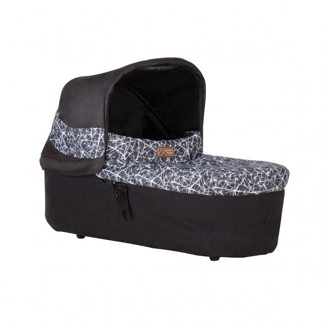Mountain Buggy Urban Jungle, Terrain & + One Carrycot Plus