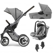 Evo Farmer 3in1 + Safe2Go - Blue Grey Chassis - Mist