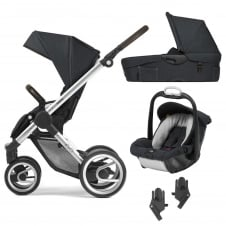 Evo Farmer 3in1 + Safe2Go - Silver Chassis - Fishbone Moonrock