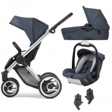 Evo Farmer 3in1 + Safe2Go - Silver Chassis - Shadow