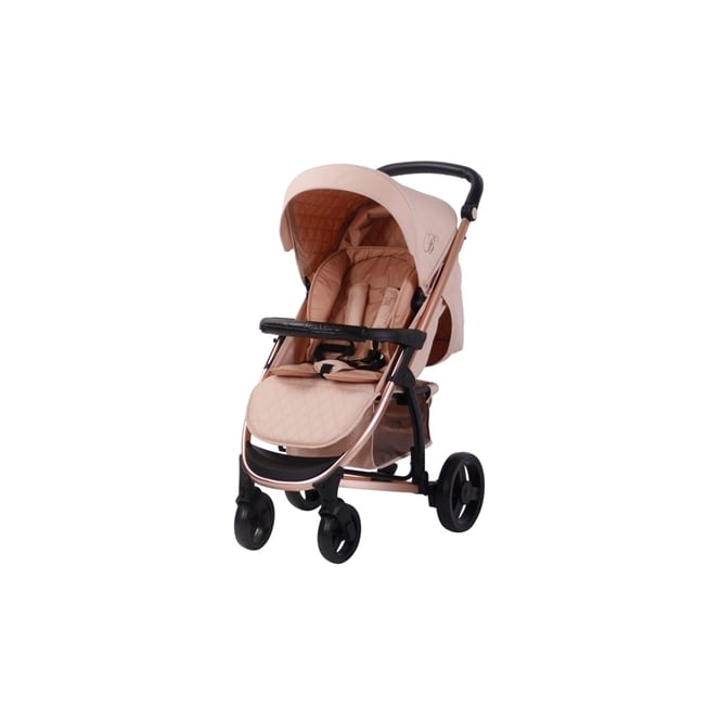 my babiie billie faiers mb200 rose gold pushchair prams. Black Bedroom Furniture Sets. Home Design Ideas