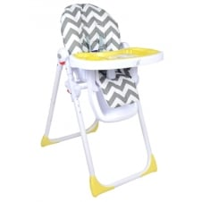 Billie Faiers MBHC8ZZ Premium Highchair - Chevron