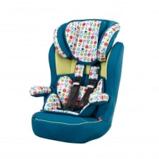 1-2-3 Disney High Back Booster Car Seat