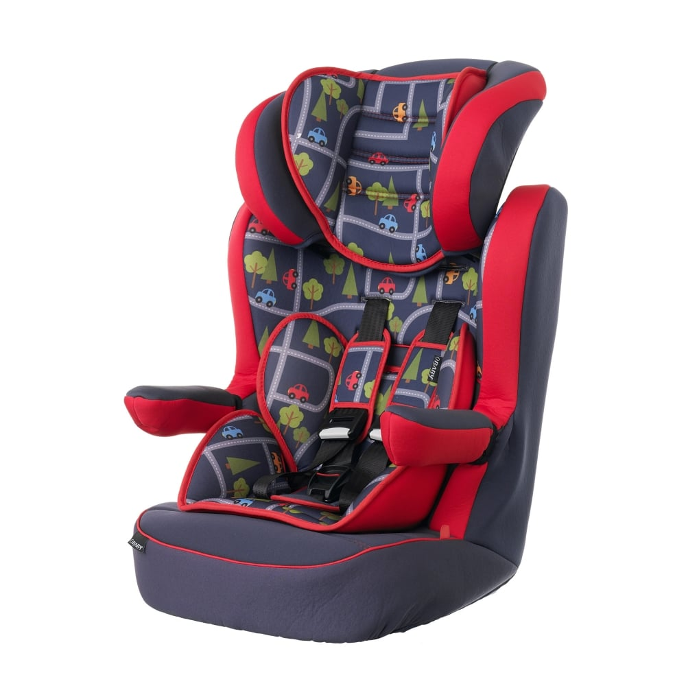Obaby 1 2 3 High Back Booster Car Seat
