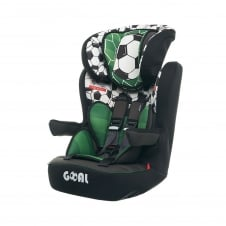 1-2-3 High Back Booster Car Seat