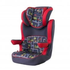 2-3 High Back Booster Car Seat