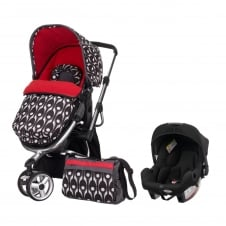 Chase Stroller & Car Seat - Eclipse