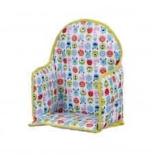 Disney Highchair Insert - Monsters Inc.